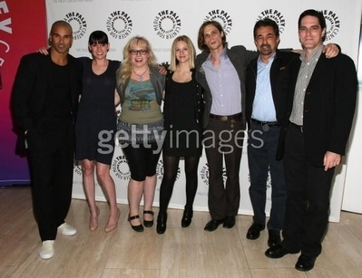 Criminal Minds Girls 壁纸 probably with a well dressed person and a business suit titled Inside Criminal Minds - Paley Center