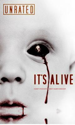 It's Alive Remake poster