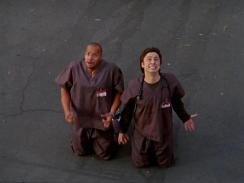 JD And Turk