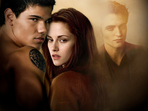 Jacob, Bella and the memory of Edward