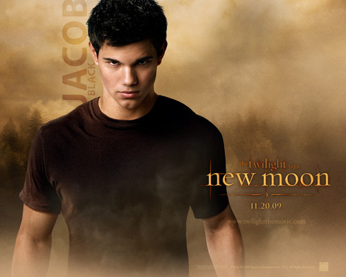 Jacob Black New Moon