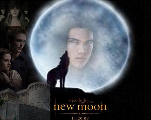 Werewolf vs vampire new moon images for New moon vampire movie