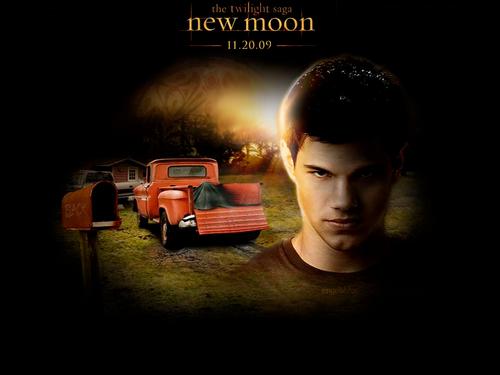 Jacob New Moon