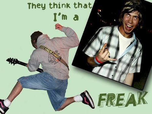 James is our freak