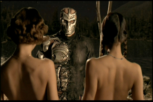 Horror Movies wallpaper titled Jason X