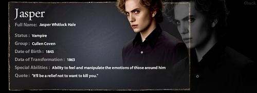 Jasper's 个人资料 Banner