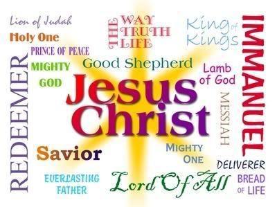 Yesus gambar