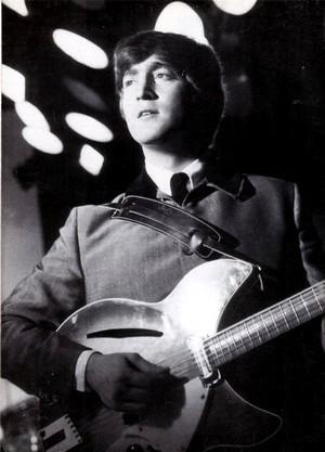 John Lennon 1965 RARE