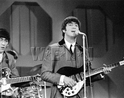 John Lennon Ed Sullivan The Beatles Photo 7250726 Fanpop
