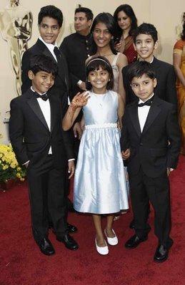 Kids of Slumdog Millionaire