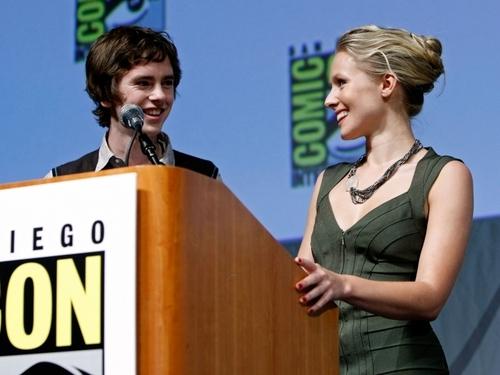 Kristen @ 2009 Comic-Con Astroy Boy Panel