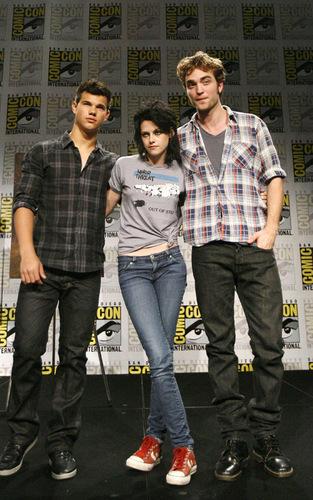 Kristen @ 2009 Comic-Con
