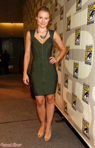 Kristen @ Comic Con