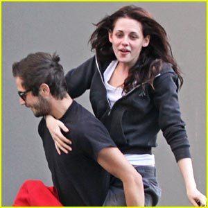 Kristen Stewart and Boyfriend