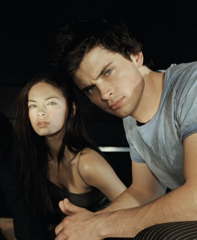 Kristin Kreuk and Tom Welling images Kristom wallpaper and ...