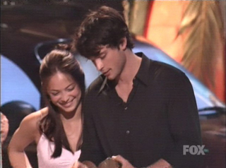 Kristin kreuk and tom welling images kristom wallpaper and background