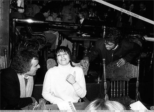 Liza Minnelli Post-Concert Party