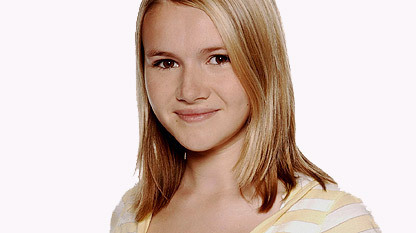 Lucy Beale played por Melissa Suffield