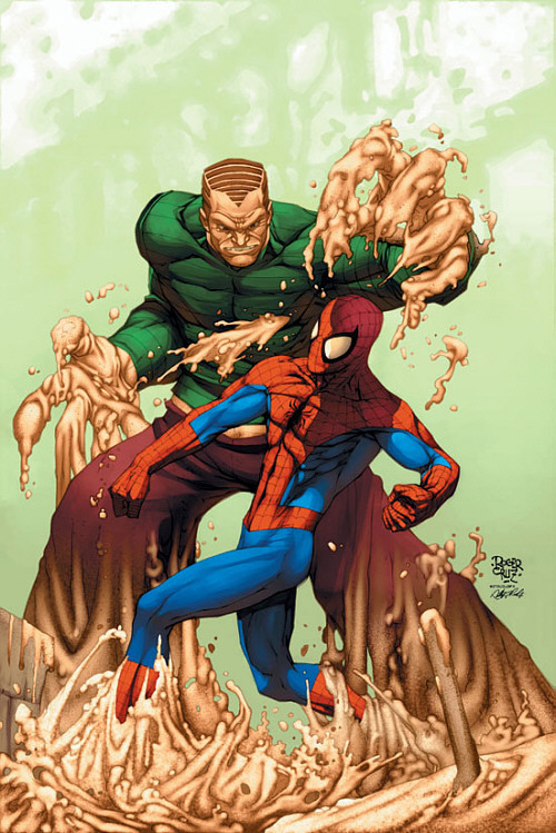 SPIDEY VS THE SANDMAN - Marvel Comics Photo (7246324) - Fanpop