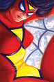 SPIDER-WOMAN BY ALEX ROSS