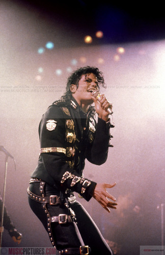 MJ (Bad Era)