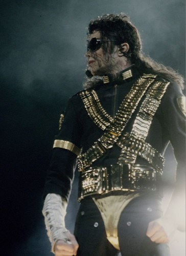 MJ (Dangerous Tour)