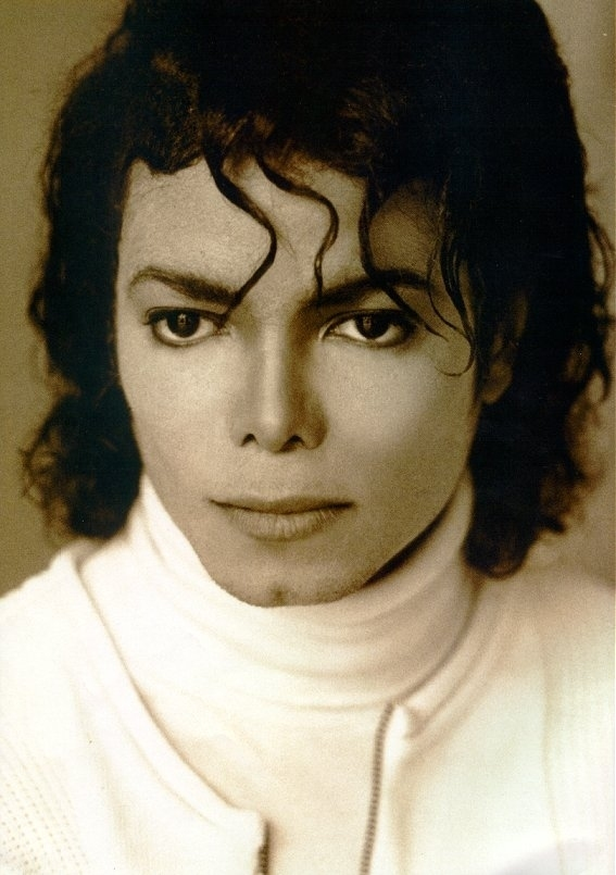 MJ (Matthew Rolston Photographs)