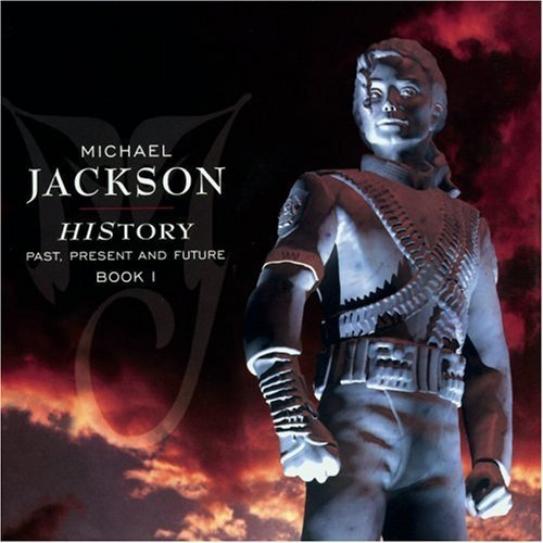 MJ album covers