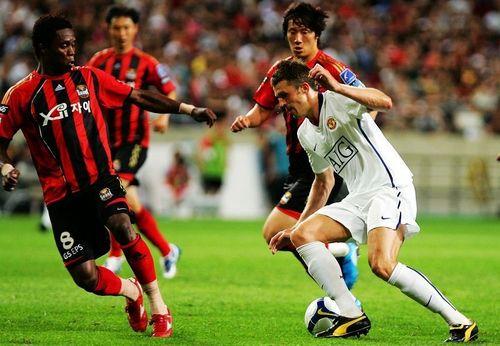 Manchester United vs. FC Seoul - July 23th, 2009