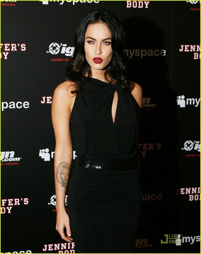 Megan @ Jennifer's Body Comic-Con Party