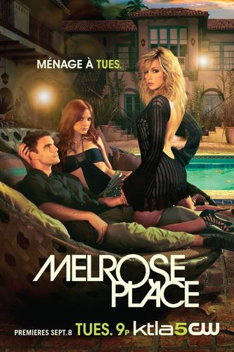 Melrose Place wallpaper containing a business suit titled Melrose Place Season 1 Promo Posters