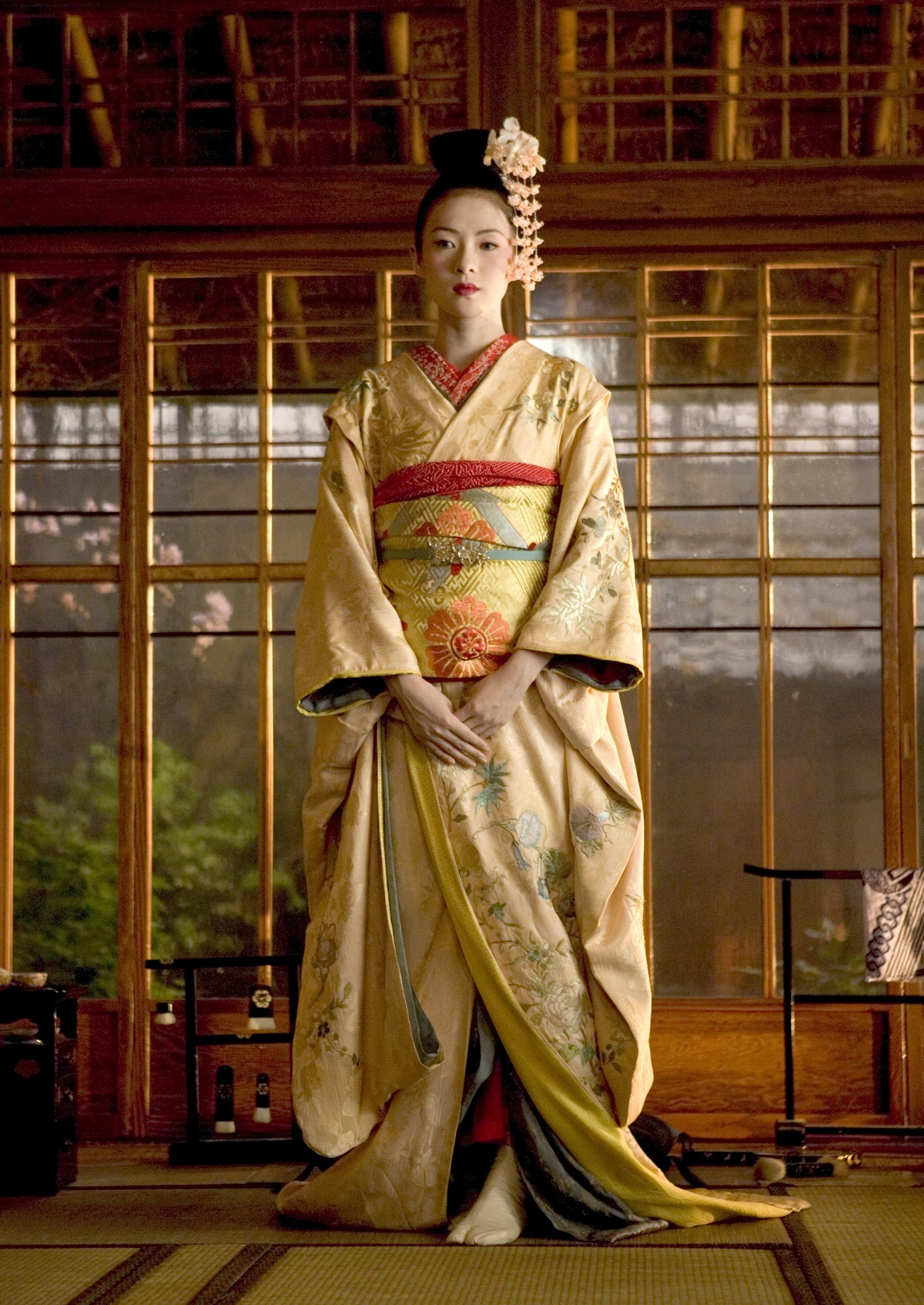 memoirs of a geisha and the Based on the internationally acclaimed novel by arthur golden, memoirs of a geisha is a sweeping romantic epic set in a mysterious and exotic world that still casts a potent spell today.