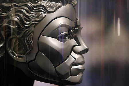 Michael Jackson's Statue