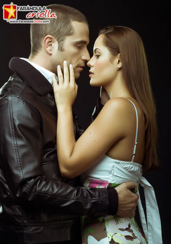 Michel Brown & Ana Lucia Dominguez