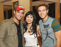 Michel Brown, Paola Rey, Juan Alfonso Baptista - telenovelas photo