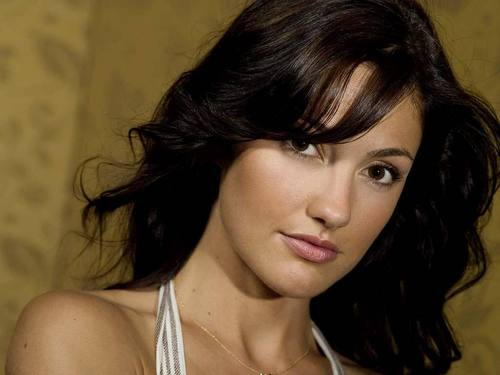 Minka Kelly achtergrond with attractiveness and a portrait called Minka Kelly