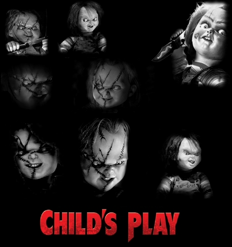 My tribute to Chucky