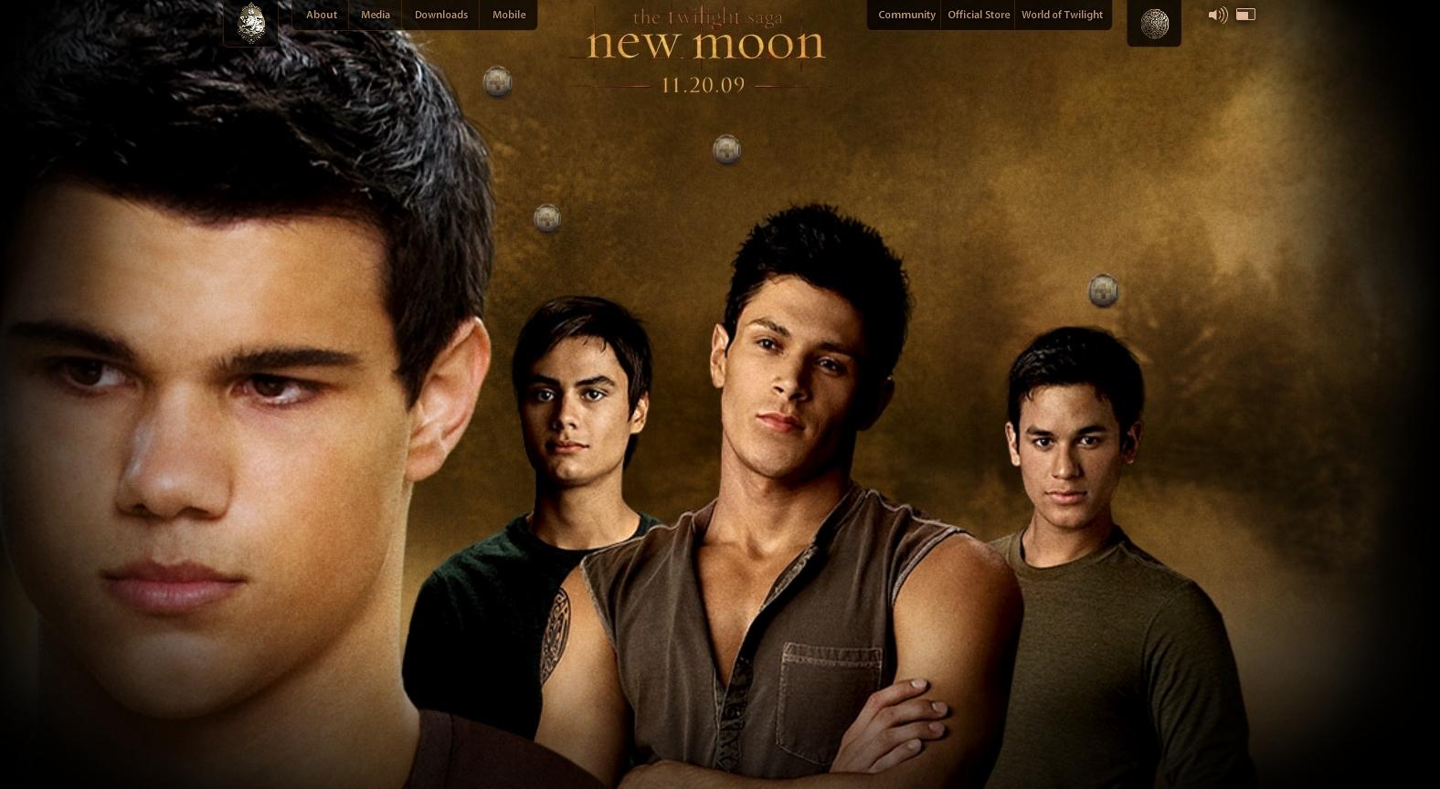 werewolf vs vampire new moon