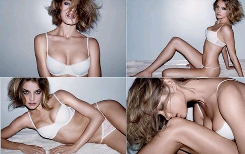 Natalia: Calvin Klein Underwear