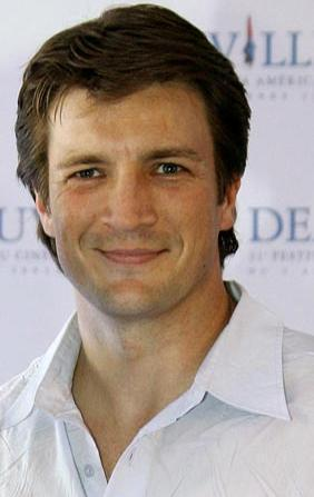 Nathan Fillion fond d'écran containing a portrait titled Nathan Fillion