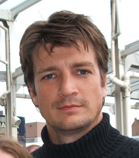 Nathan Fillion - Photos