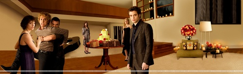 "New Exclusive Pic ""Edward, Jasper, Emmett, Alice, Esme and rosalie (EHQ) very large =)"