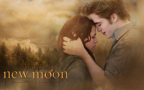 New Moon Movie wallpaper containing a triceratops entitled New Moon Wallpaper