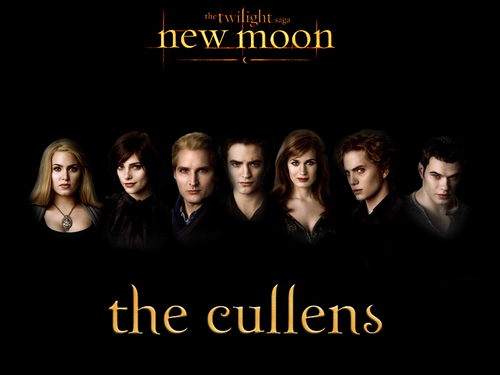 Alice Cullen achtergrond possibly with a portrait called New Moon