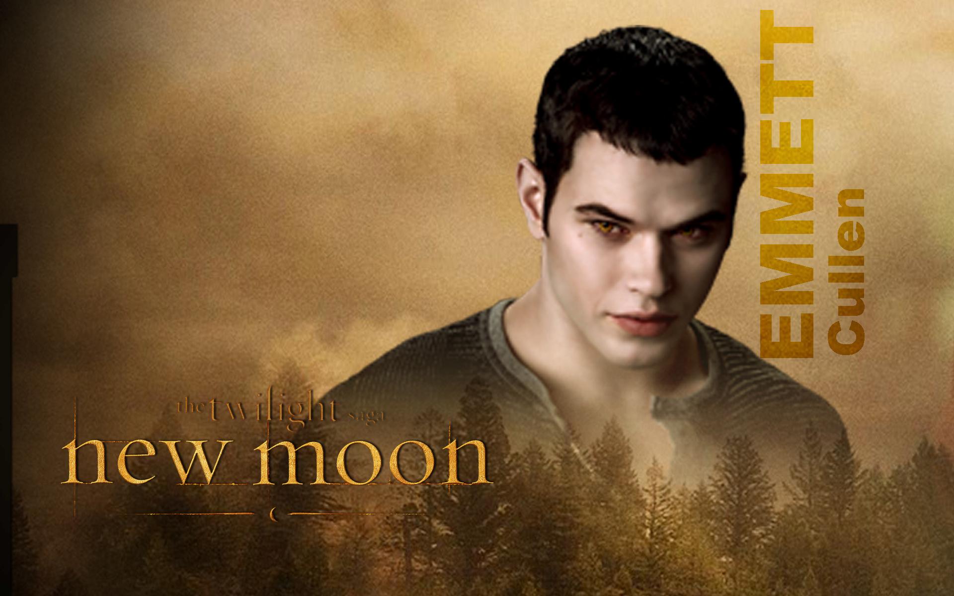 New Moon - New Moon Wallpaper (7286456) - Fanpop