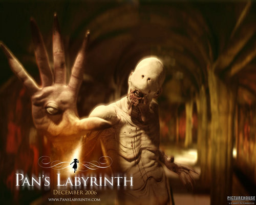 film horror wallpaper called Pan's Labyrinth