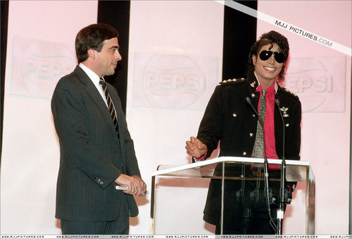 Pepsi Press Conference