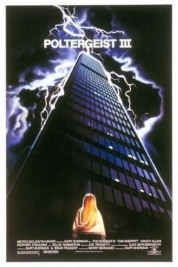 Poltergeist 3 movie poster