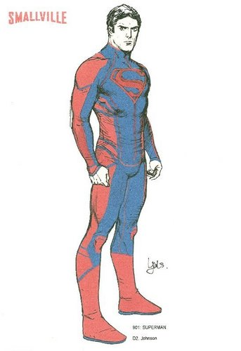 Possible Superman Costume