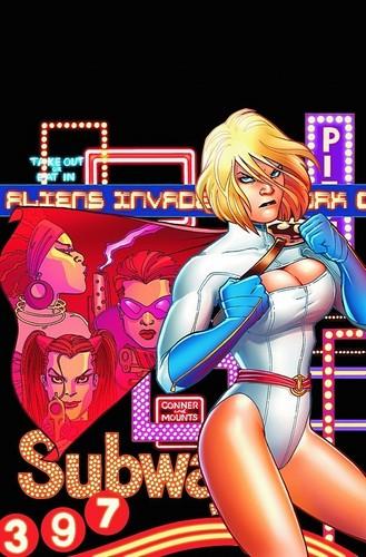 Power Girl #6